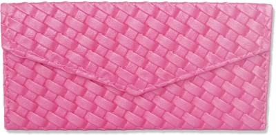 WeddingPitara Fancy Shagun Pink Leather Envelopes(Pack of 3 Pink)