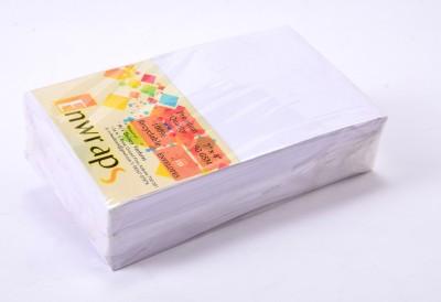 Enwraps Premium 90GSM 7 x 4(inch) Envelopes