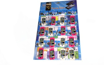 Rahul Toys iphone eraser Non-Toxic rectangle Shaped small Erasers