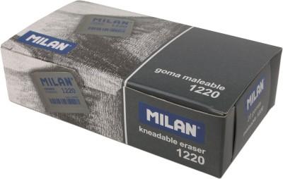 Milan CMM-1220 Square Shaped Medium Erasers(Set of 20)