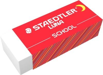Staedtler Luna Rectangle Shaped Medium Erasers