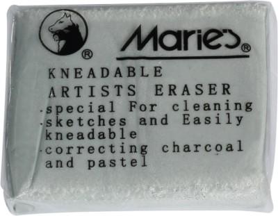 Kabeer Art Super Clean Non-Toxic Rectangular Shaped Regular Erasers