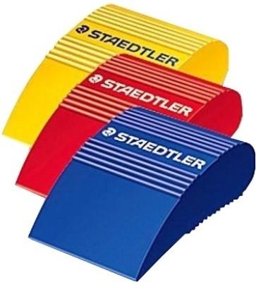 Staedtler NC Erasers(Set of 12, Assorted)