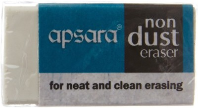 Apsara Madhyam Art 01 Squire Shaped Small Erasers