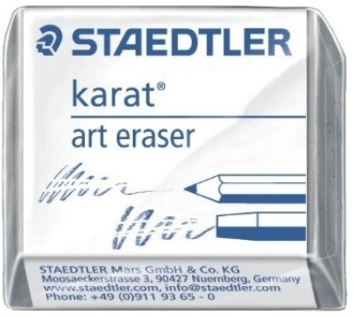 Staedtler Karat Square Shaped Small Erasers