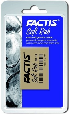 Factis Soft Triangular Shaped Small Erasers