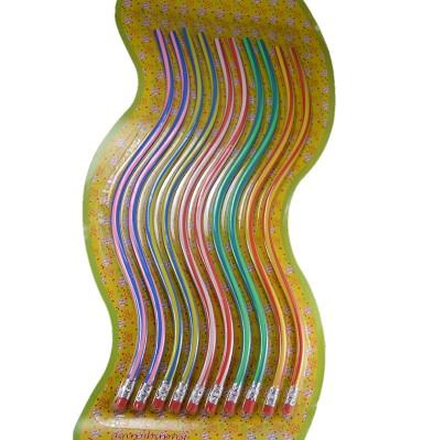 Saamarth Impex Super Clean Flexible Shape Shaped Big Eraser