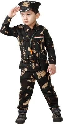 SKDC Boy's Kurta and Pyjama Set