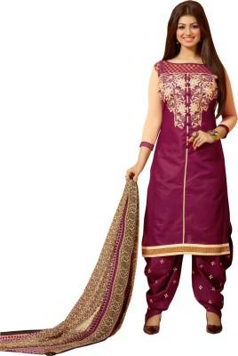 Shreeji Designer Women's Kurta and Patiala Set