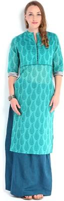 Vishudh Women's Kurta and Pyjama Set