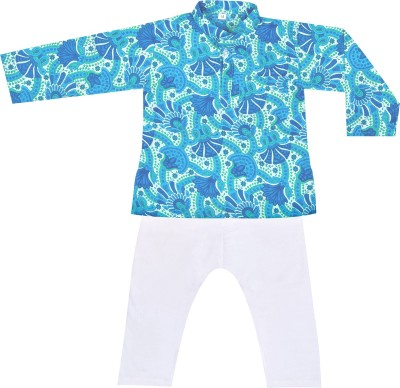 BownBee Boy's Kurta and Pyjama Set