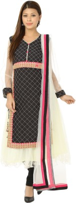 Aavaya Fashion Women's Kurti, Legging and Dupatta Set