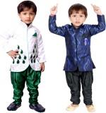 Tiny Toon Boys Sherwani and Churidar Set