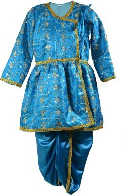 Pakhi Fashions Boy,s Angarkha and Dhoti Pant
