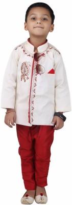 Crazeis Boy,s Sherwani and Churidar Set