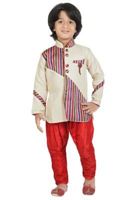 Jeet Baby Boy's Kurta and Pyjama Set