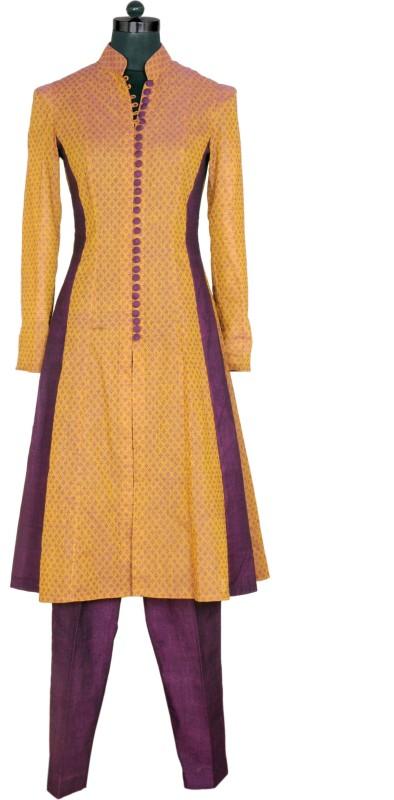 Ms Design Women's Kurta and Pyjama Set