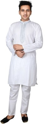 Elite Class Men's Kurta and Pyjama Set