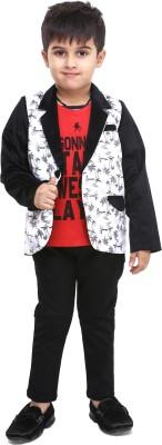 Bad Boys Boy's Blazer, Shirt and Trouser Set