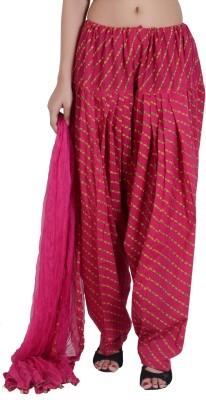 Jaipur Kala Kendra Women's Patiala and Dupatta Set