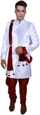 Alark The Ethnic Men,s Sherwani and Churidar Set