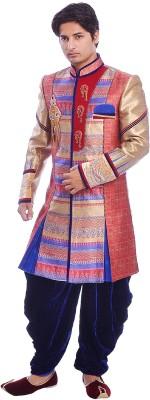Sargam Nx Men's Sherwani and Churidar Set