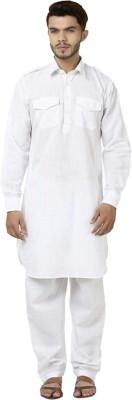 KKT Men's Pathani Suit Set