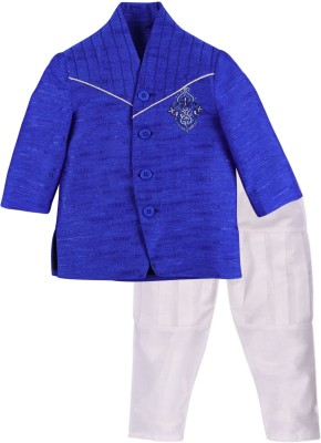 Mom & Me Baby Boy's Blazer and Pant Set