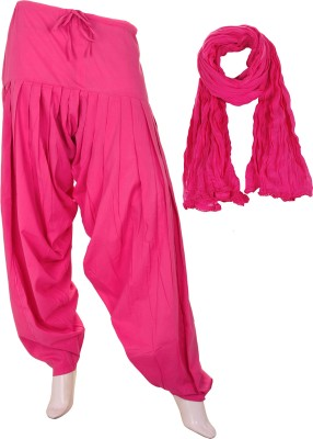 Estyle Women's Patiala and Dupatta Set