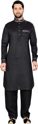Sixsigma Men's Pathani Suit Set