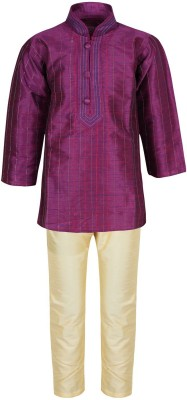 Jazzup Baby Boy's Kurta and Pyjama Set