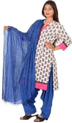 Sakhi Styles Women's Patiala and Dupatta Set