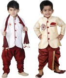 FTC Bazar Boys Kurta, Pyjama & Dupatta S...