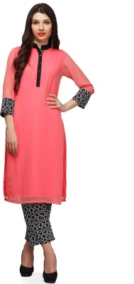 Ojjasvi Women's Kurta and Pyjama Set