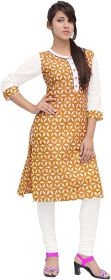 Charu Boutique Casual Printed Women's Kurti