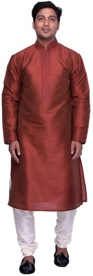 Eagle Ethnic Men's Kurta and Churidar Set