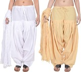 Bright & Shining Women's Patiala and Dup...