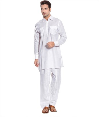 Miffa Men's Pathani Suit Set