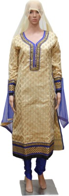 Karrigari Women,s Kurta and Churidar Set