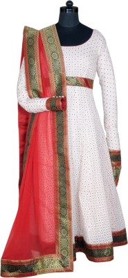 Ms Design Women's Kurta and Dupatta Set