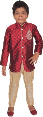 Vastramay Boy's Kurta and Pyjama Set