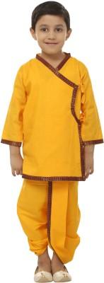 Sabya Emporio Boy's Kurta and Dhoti Pant Set
