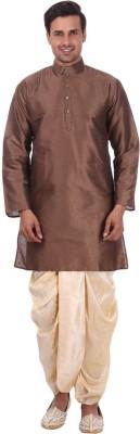 Khaan Saab Editions Men's Kurta and Dhoti Pant Set