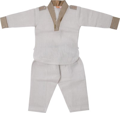 Munna Munni Kids Apparel Boy's Pathani Suit Set