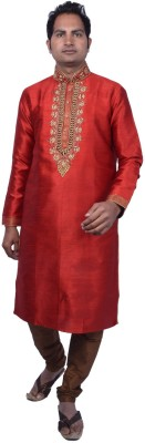 Veera Men's Kurta and Churidar Set