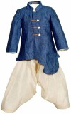 Lil Poppets Boys Kurta and Patiala Set