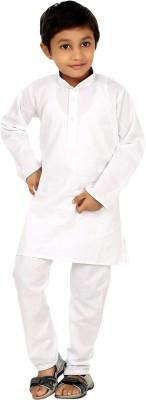 Sabya Emporio Boy's Kurta and Pyjama Set