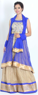 siddhi garment Women's Kurta and Churidar Set