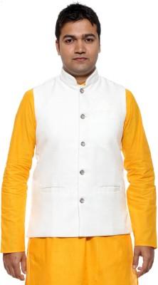 ethiic Sleeveless Woven Men's Jacket