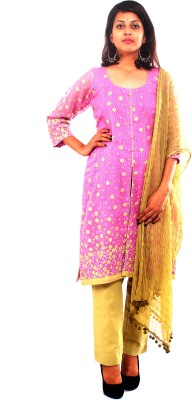 Clothomania Women's Kurta and Pyjama Set